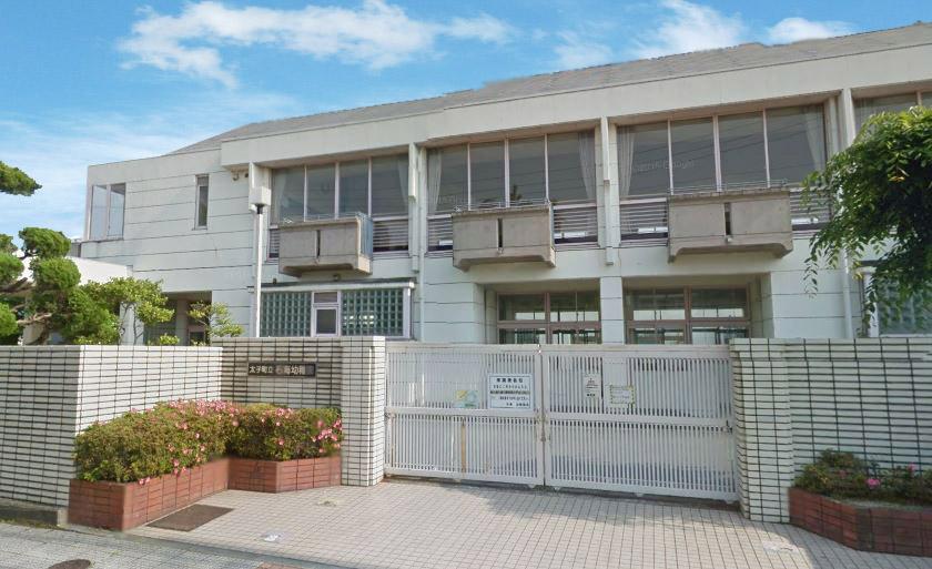 石海幼稚園 1190m