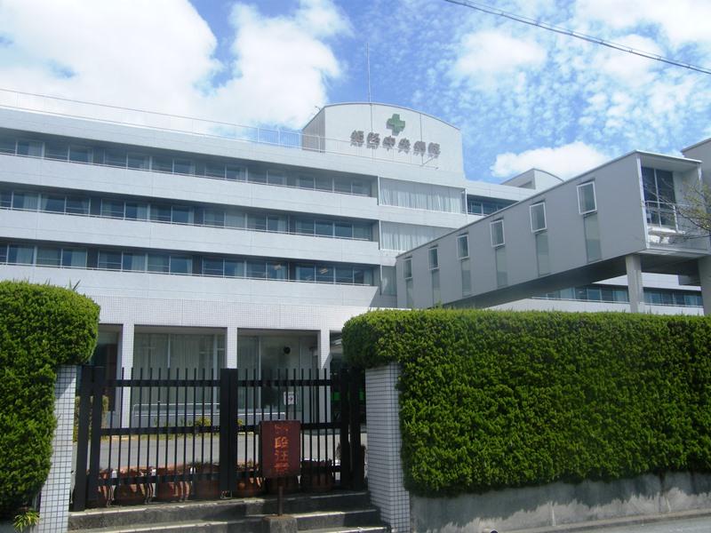 姫路中央病院 1200m