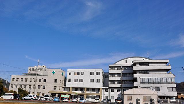 八重垣病院 2420m
