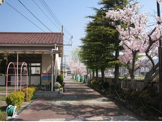 花田幼稚園 1100m