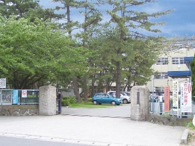 加古川市立浜の宮小学校…約980m