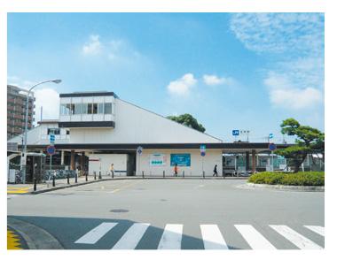 JR宝殿駅…徒歩約20分