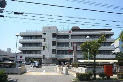神戸市西区役所 約1030m
