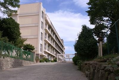 大蔵中学校 約1150m