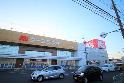 ケーズデンキ西神戸店 約750m