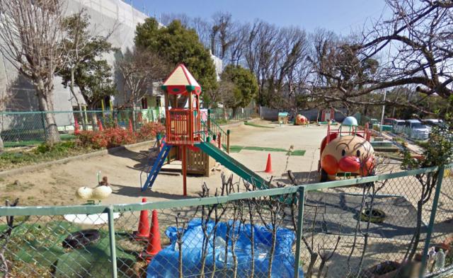 金ヶ崎北保育園 約610m(歩8分)
