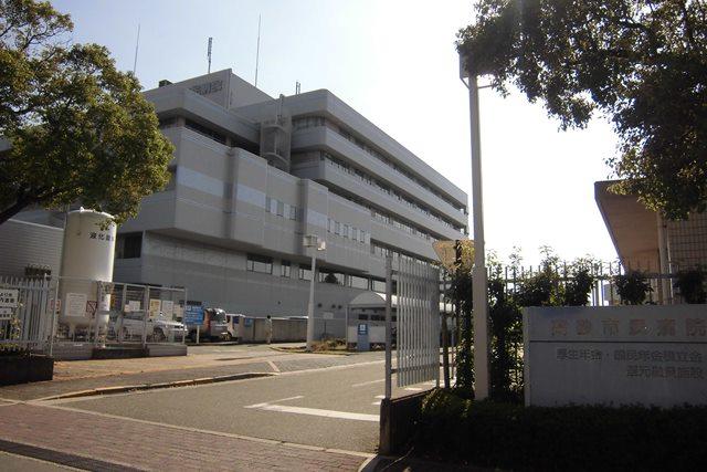 高砂市民病院…約2270m