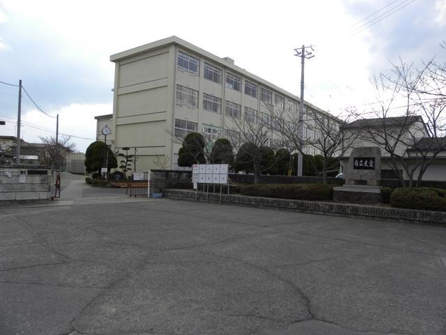加古川市立平岡中学校・・・約1300m