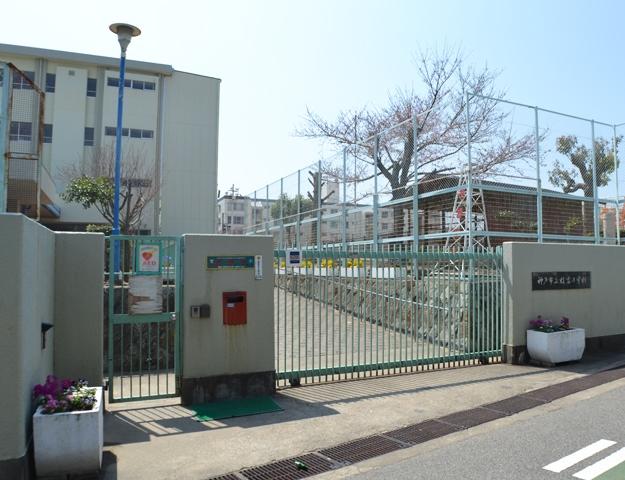 神戸市立枝吉小学校 徒歩8分(約580m)