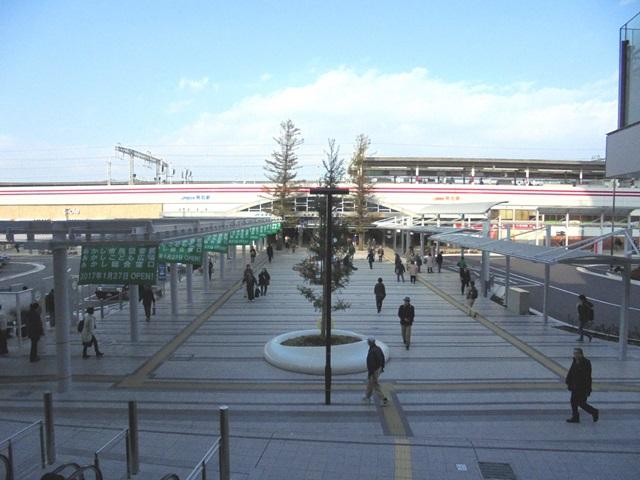 JR明石駅